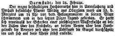 Großherzoglich Hessischen Zeitung